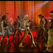 Christina Aguilera Get Mine Gets Your Live IYH Video