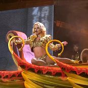 Britney Spears Gimme More Live Femme Fatale Tour HD Video