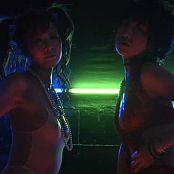 Japanese Oiled Slowdance Video