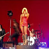 Lady Gaga Just Dance Live In Skin Tight Red Dress HD Video
