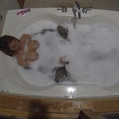 Nikki Sims Alone In The Tub 2015 HD Video