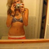 Cute Amateur Teen Blonde Shows Off Her Tits Webcam Video