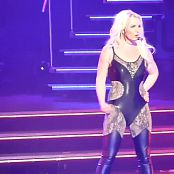 Britney Spears Sexy Black Shiny Dominatrix HD Video