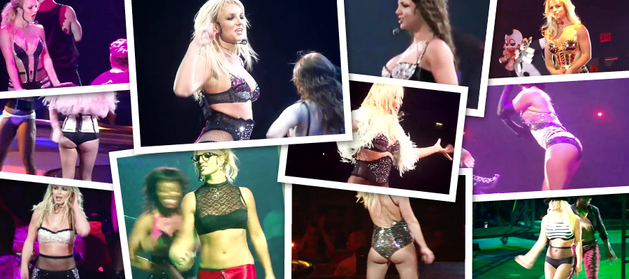 Britney Spears Circus Tour Bootleg Videos Megapack Collection
