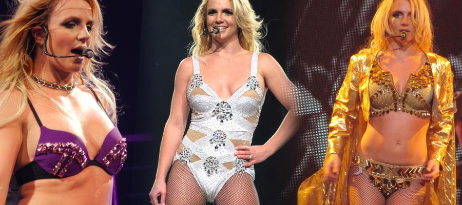 Britney Spears Femme Fatale Tour Concert Bluray Split 1080P Videos