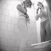 Teens In Bathroom Hidden Camera Video
