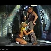Tiffany Rayne Analized By Stud And Old Man Video
