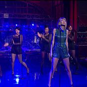 Taylor Swift Welcome To New York Live Letterman 2014 HD Video