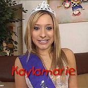 Kayla Marie Teenage Anal Princess Video