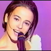 Alizee L Aliz Live Dansez Maintenant 2001 Video