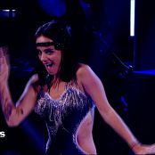Alizee Charlston Dance Live On DWST 2014 HD Video