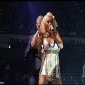 Christina Aguilera Slow Down Baby Live On Tour 2007 Video