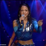 Christina Milian AM 2 PM Live Total TV 2001 Video