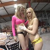 Jaelyn Fox VS Annette Schwarz Cum Swapping Sluts Video