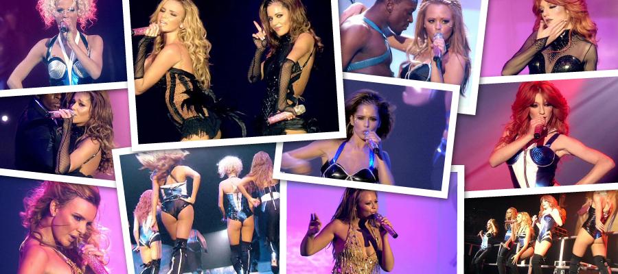 Girls Aloud Tangled Up Tour Bluray 1080p Split HD Videos