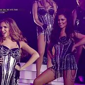 Girls Aloud Jump Live The Ten Hits Tour 2013 HD Video