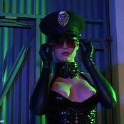 Audrey Hollander Latex Cops Video