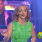 Britney Spears Medley Live Big Help Concert 1999 Video
