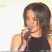 Alizee Medley Live Festival De Alcal De Los Gazules 2003 Video