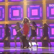 Christina Milian Dip It Low Live Star Search 2004 Video