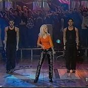 Christina Aguilera What A Girl Wants Live Musica Si 1999 Video