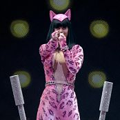 Katy Perry Cute Kitty Cat Outfit Live Prismatic Tour 2015 HD Video