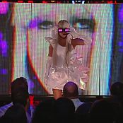 Lady Gaga Just Dance Live Jimmy Kimmel 2008 HD Video