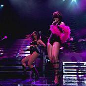 Rihanna Live On Tour Black Velvet Outfit Part HD Video