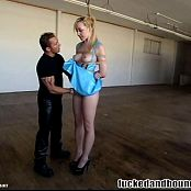 Annette Schwarz Hot Rough Anal Sex BDSM Video