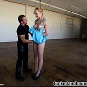 Annette Schwarz Hot Rough Anal Sex BDSM Video