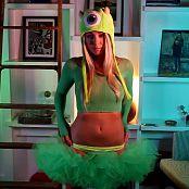 Brooke Marks My Halloween Costume Sexy Striptease HD Video