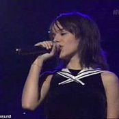 Alizee Moi Lolita Live Korea 2003 Video