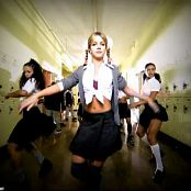 Britney Spears Baby One More Time Schoolgirl Outfit Dance Video