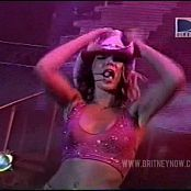 Britney Spears Live Concert Rock In Rio Brazil 2001 Video