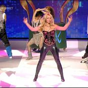 Britney Spears Toxic Live NRJ Music Awards 2004 Video