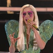 Lady Gaga Poker Face Live 52nd Annual Grammy Awards 2010 Video HD