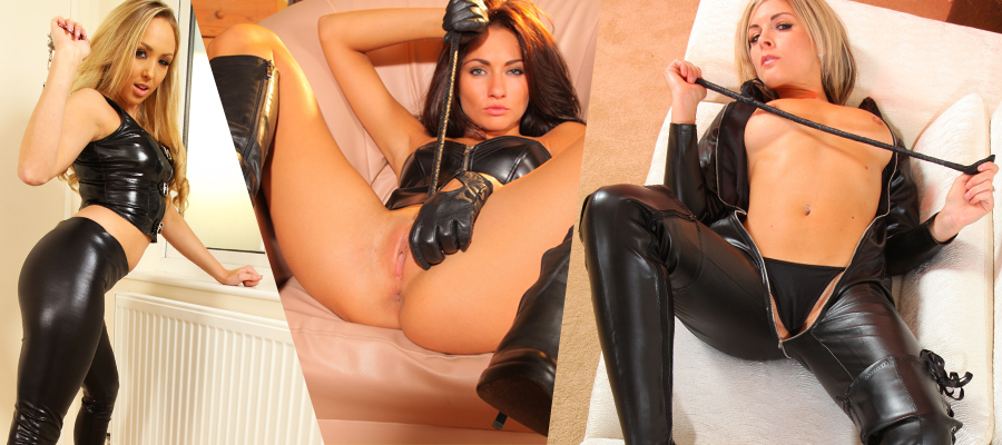 Strictly Glamour Sexy UK Models In Latex Leather Picture Sets Siterip