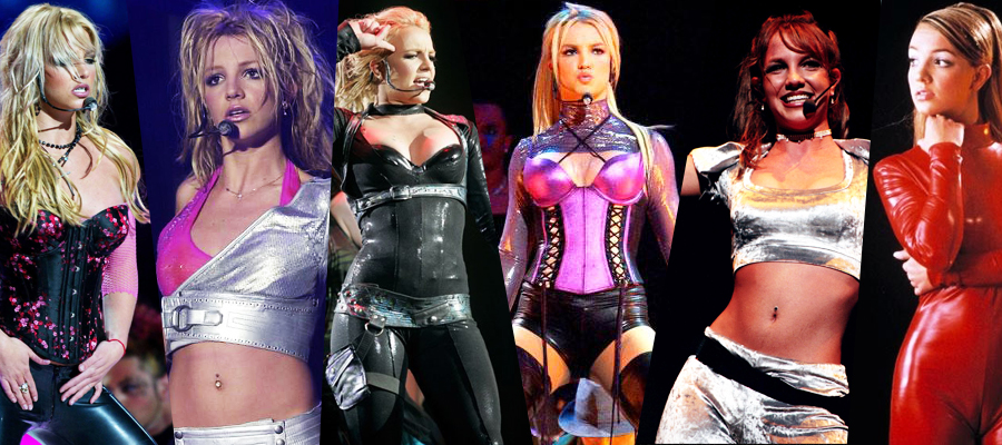 XRAY The Largest Britney Spears Gallery Complete Pictures Siterip