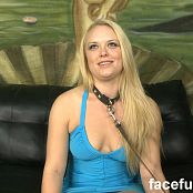 Mindy Deep Is Back For More Facial Abuse HD Video