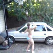 Wild Amateur Teens Stripping In Public Video