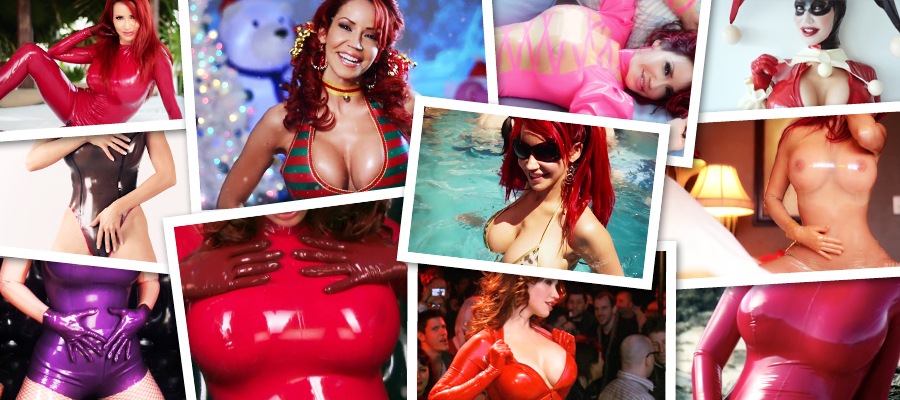 Bianca Beauchamp Latex Videos Megapack