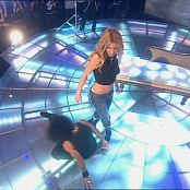 Britney Spears Breathe On Me Live CDUK 2004 Video