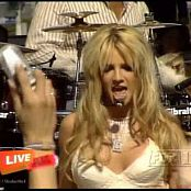 Britney Spears Toxic Live On Air With Ryan Seacreast 2004 Video