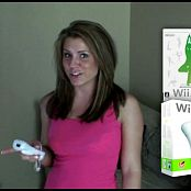Blueyedcass Playing Wii Fit HD Video