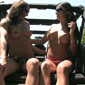 Janessa Brazil & Misty Anderson Lesbian Scissoring Babes HD Video
