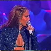 Jennifer Lopez Love Dont Cost A Thing Live Bambi Awards 2000 Video