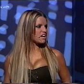 Jessica Simpson Irresistible Live BEI Top of the Pops 2001 Video