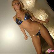 KTso Sexy Alladin Princess Bikini Striptease HD Video