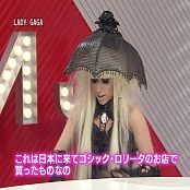 Lady Gaga Interview Music Japan Overseas 2009 HD Video