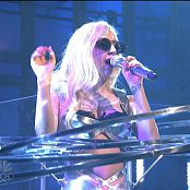 Lady Gaga Medley SNL Live 2009 Sexy Weird Outfit HD Video